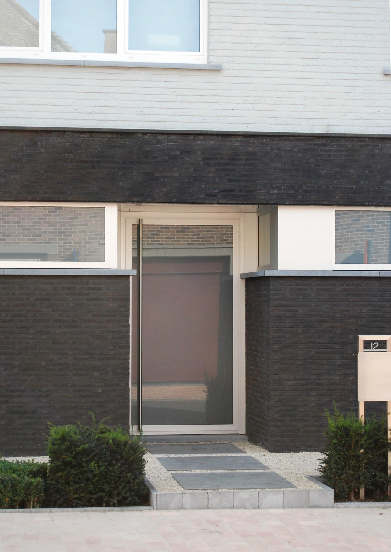 Architect- en ingenieursbureau Andries & Vuylsteke - Verbouwing winkelpand naar gezinswoning