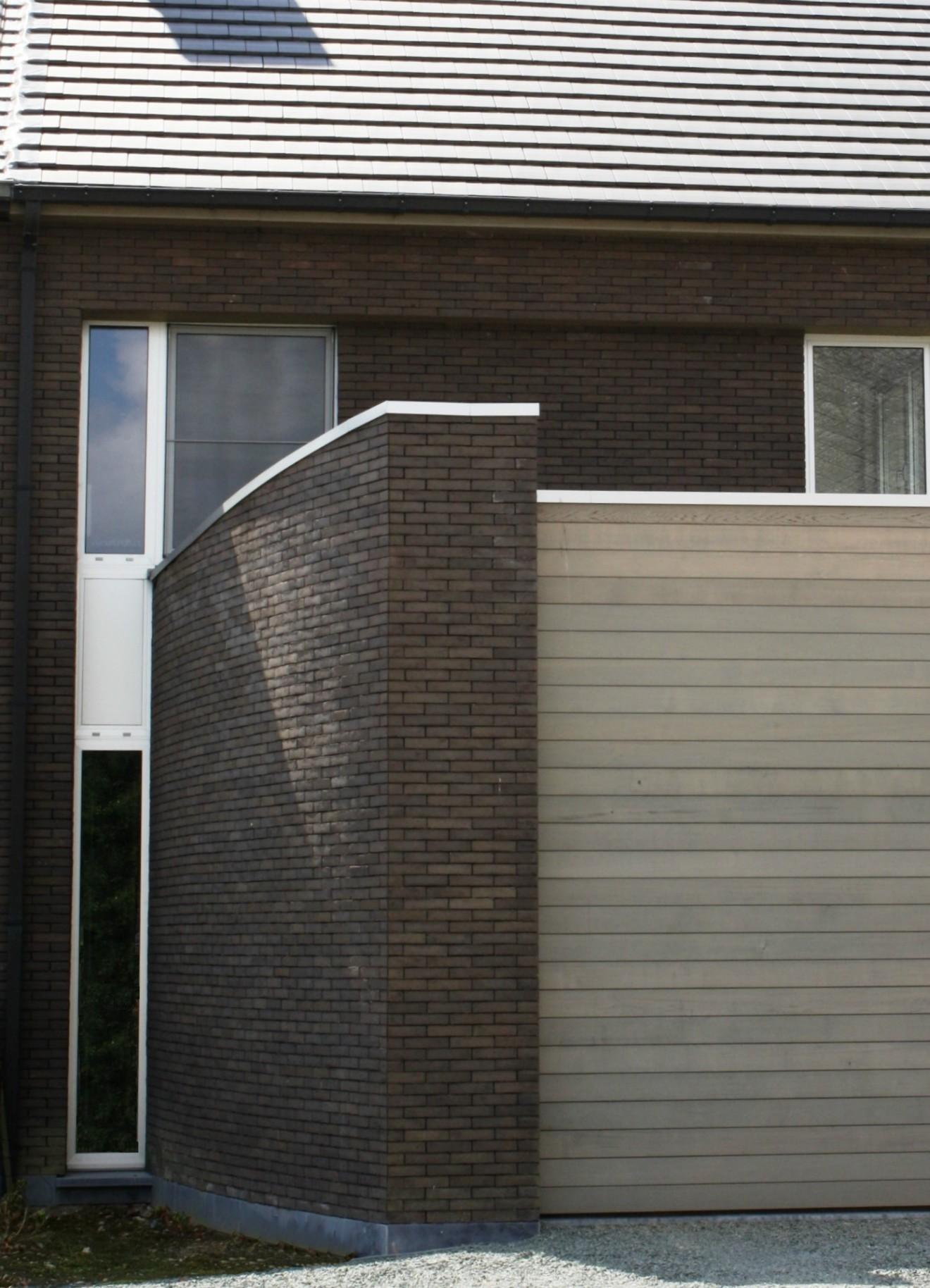 Architect- en ingenieursbureau Andries & Vuylsteke - Nieuwbouwwoning Hillegem Herzele