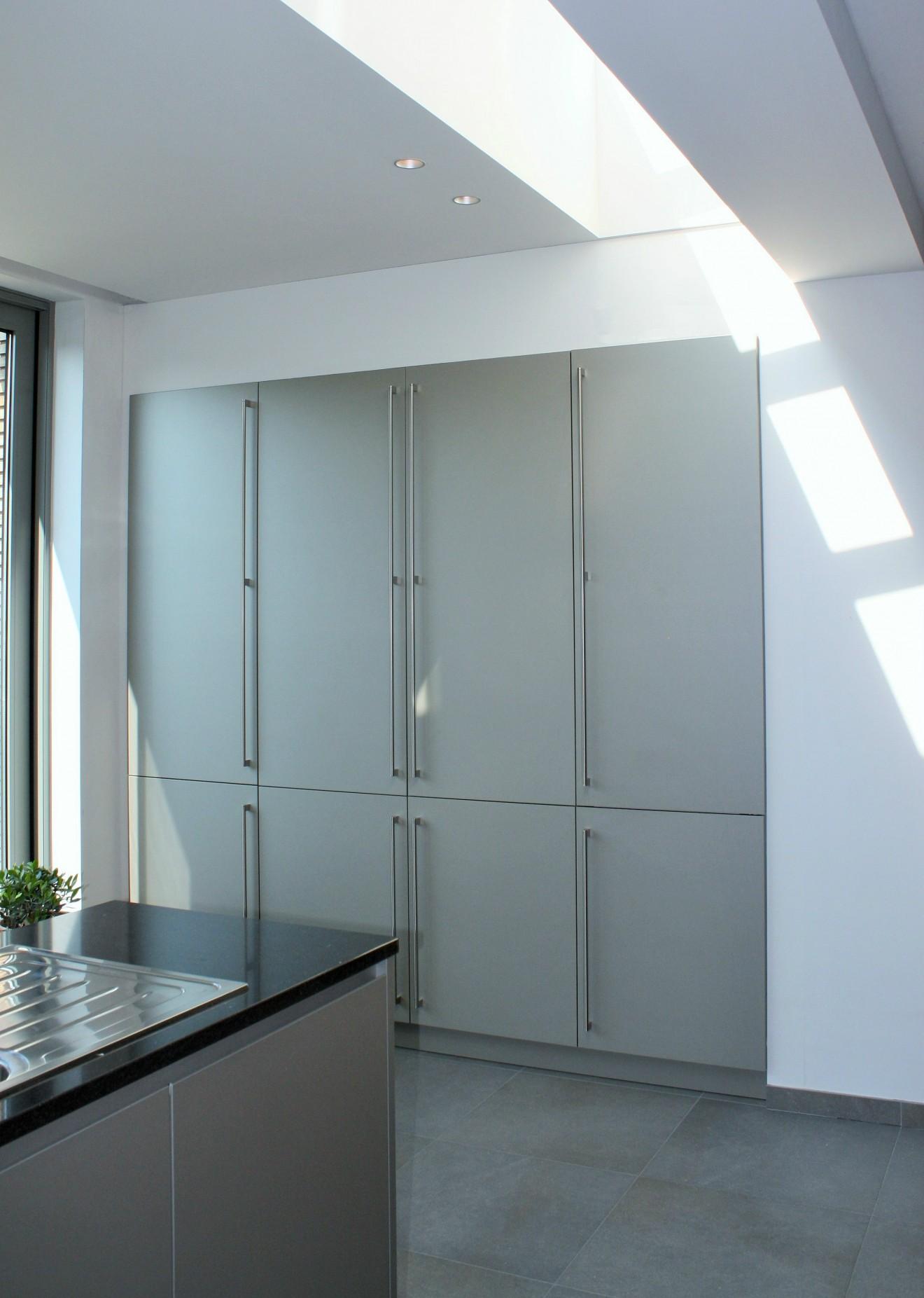 Architect- en ingenieursbureau Andries & Vuylsteke - Verbouwing woning Gent