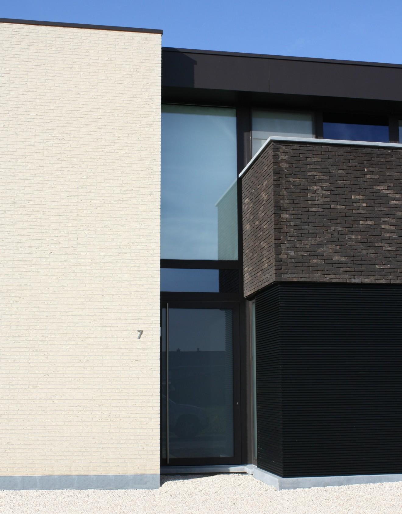Architect- en ingenieursbureau Andries & Vuylsteke - Nieuwbouwwoning  Merelbeke