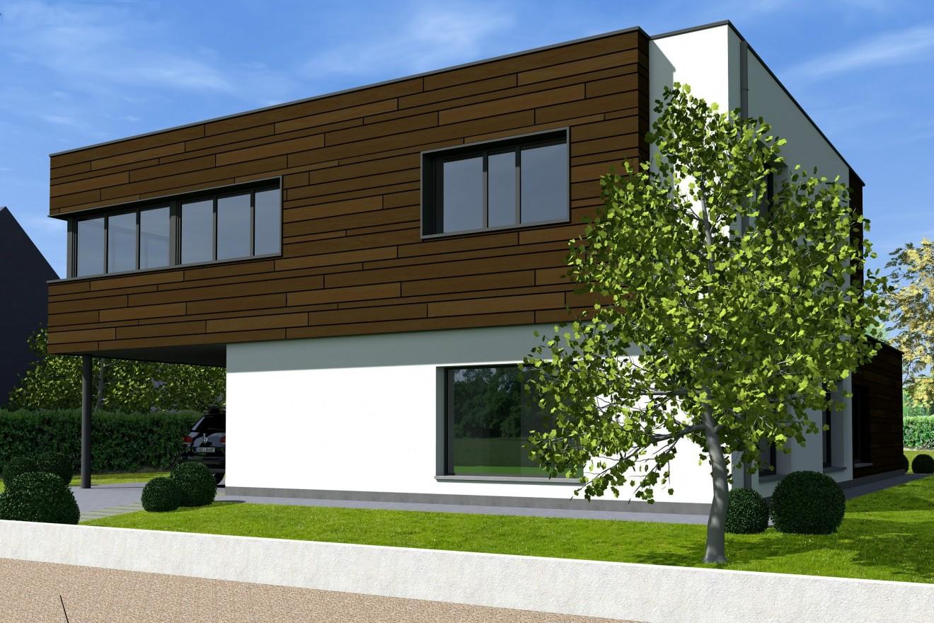 Architect- en ingenieursbureau Andries & Vuylsteke - Renovatie eengezinswoning Gavere