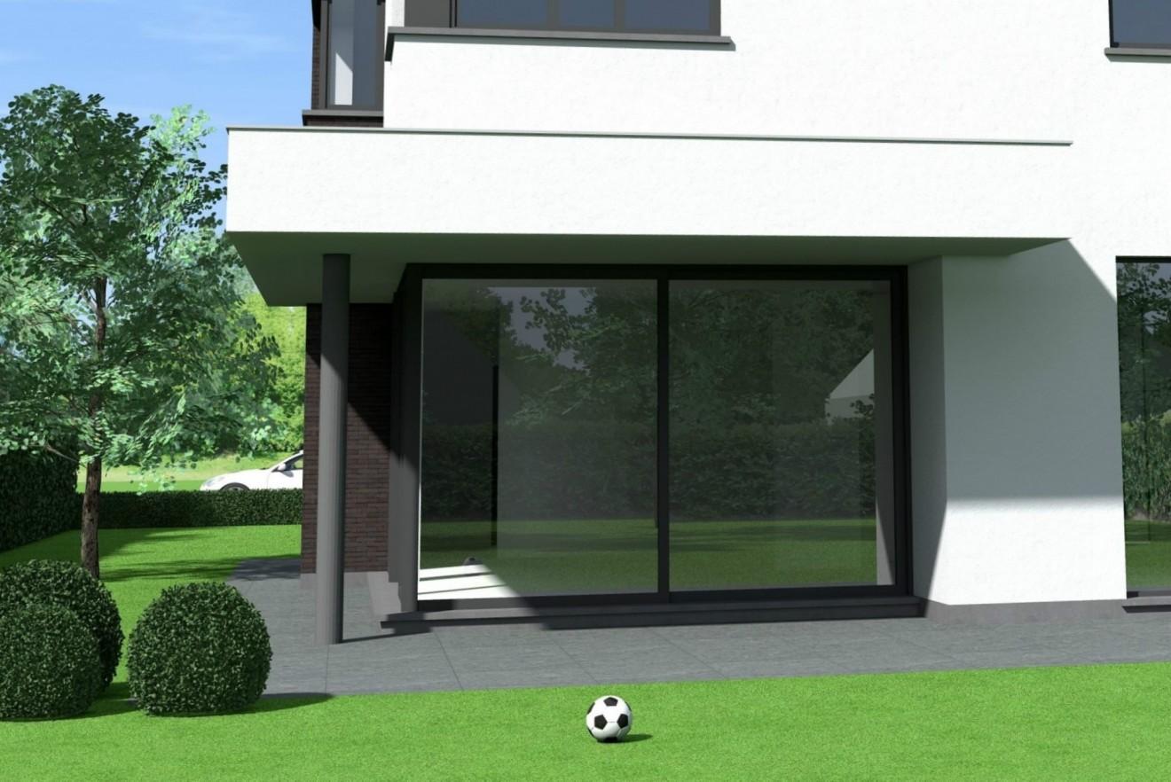 Architect- en ingenieursbureau Andries & Vuylsteke - Nieuwbouwwoning Asper - Gavere