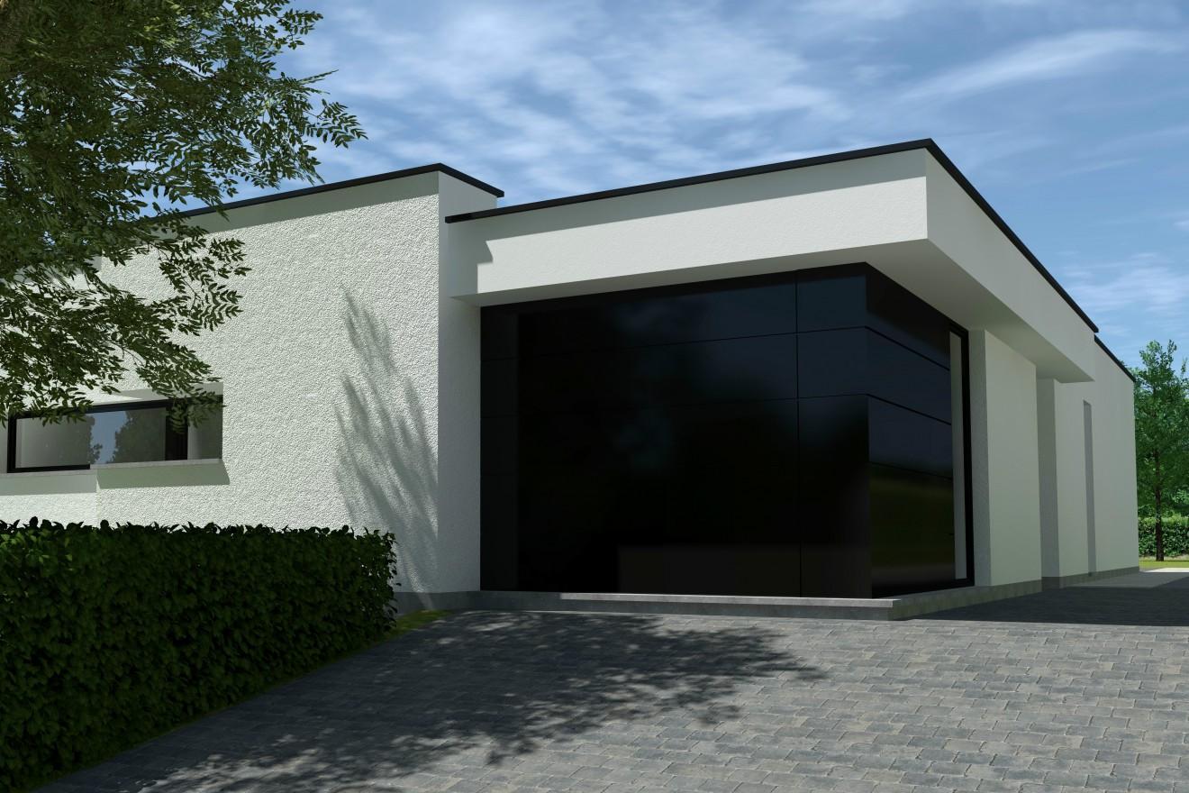 Architect- en ingenieursbureau Andries & Vuylsteke - nieuwbouwwoning in Aaigem