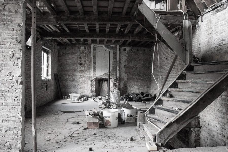 Architect- en ingenieursbureau Andries & Vuylsteke - Renovatie van een verborgen parel in het Gentse Begijnhof